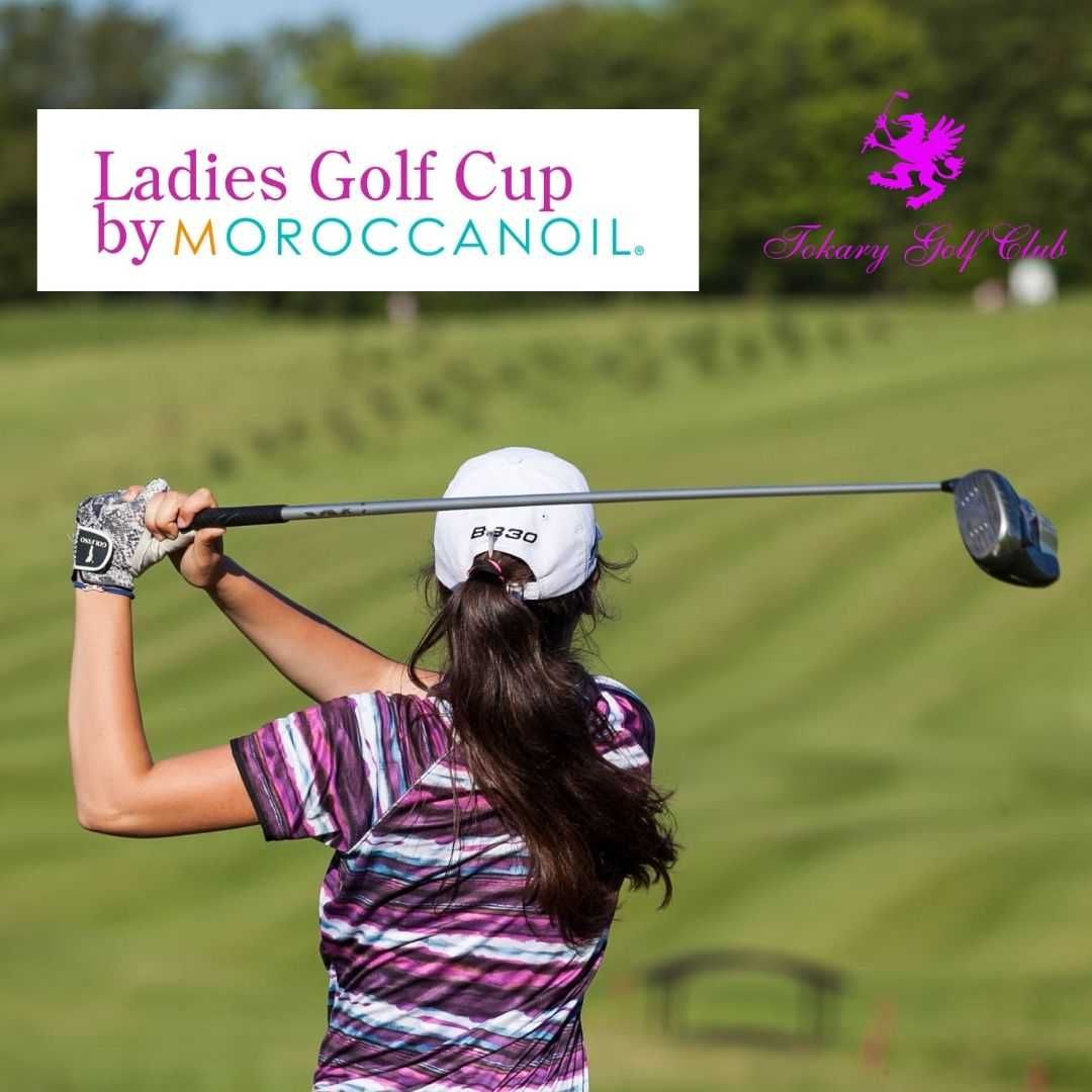 Ladies Golf Cup by Moroccanoil