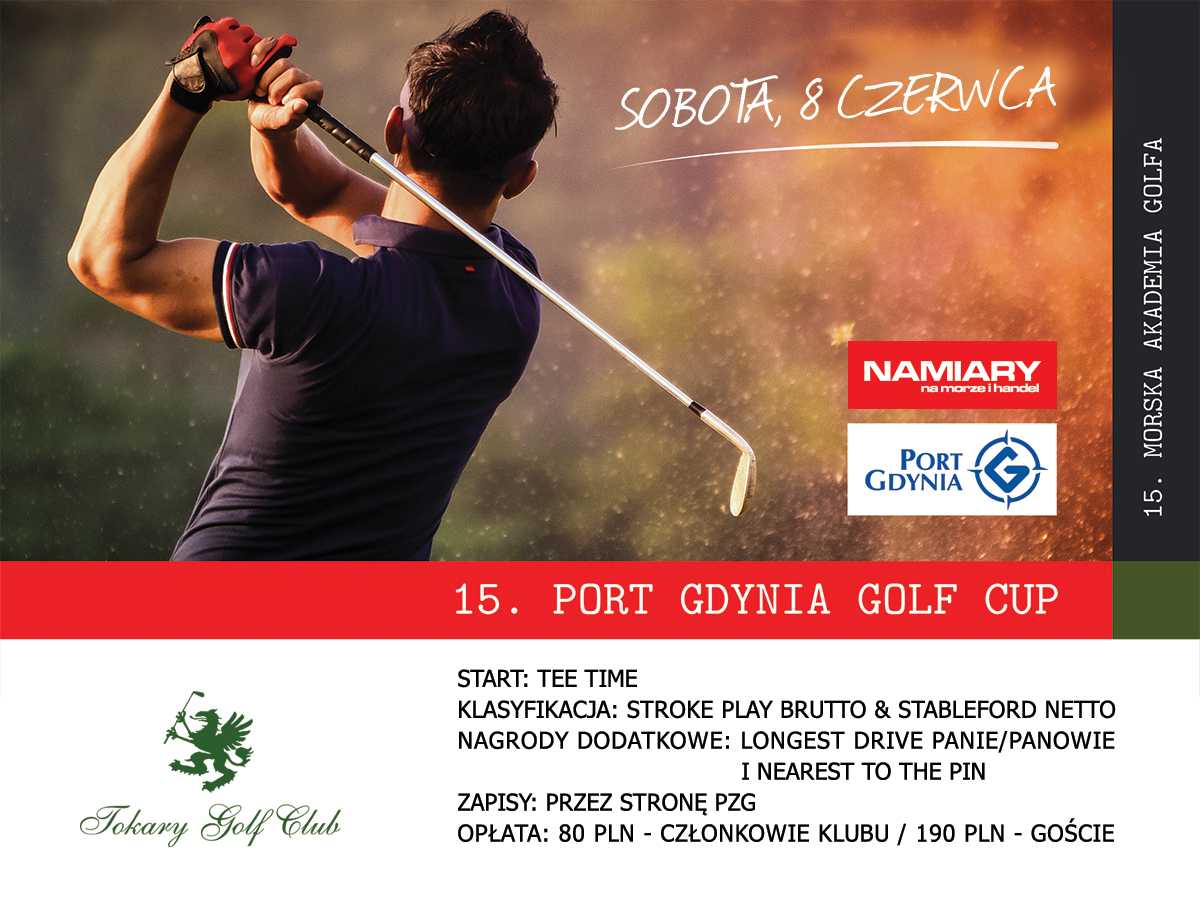 Port Gdynia Golf Cup