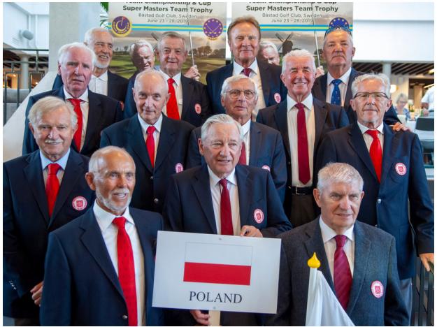 XX Turniej Europejskiego Stowarzyszenia Golfa Seniorów