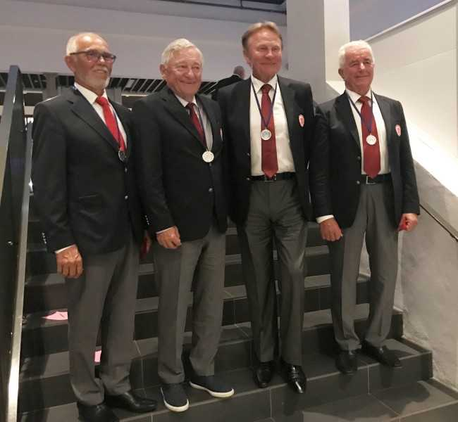 Zwycięstwo Polaków  w zawodach ESGA