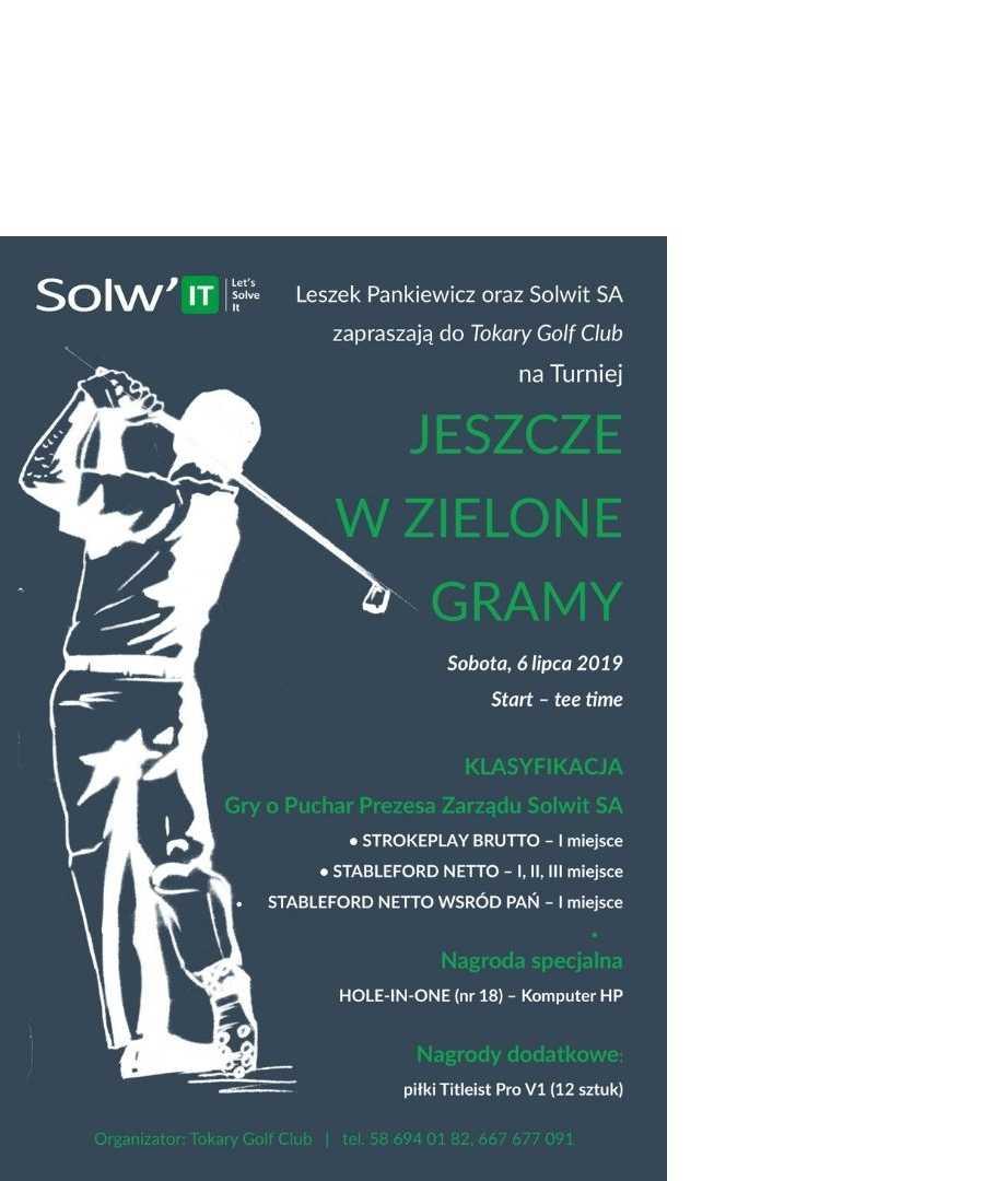 Solwit - Jeszcze w zielone gramy!
