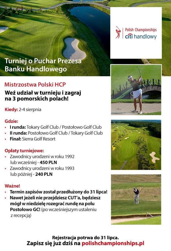 Mistrzostwa Polski HCP