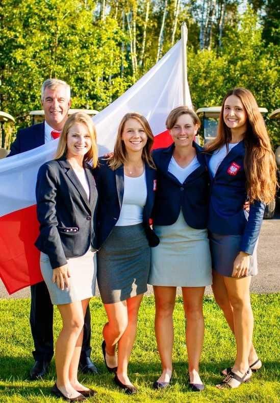 EUROPEAN LADIES' TEAM SHIELD CHAMPIONSHIP
