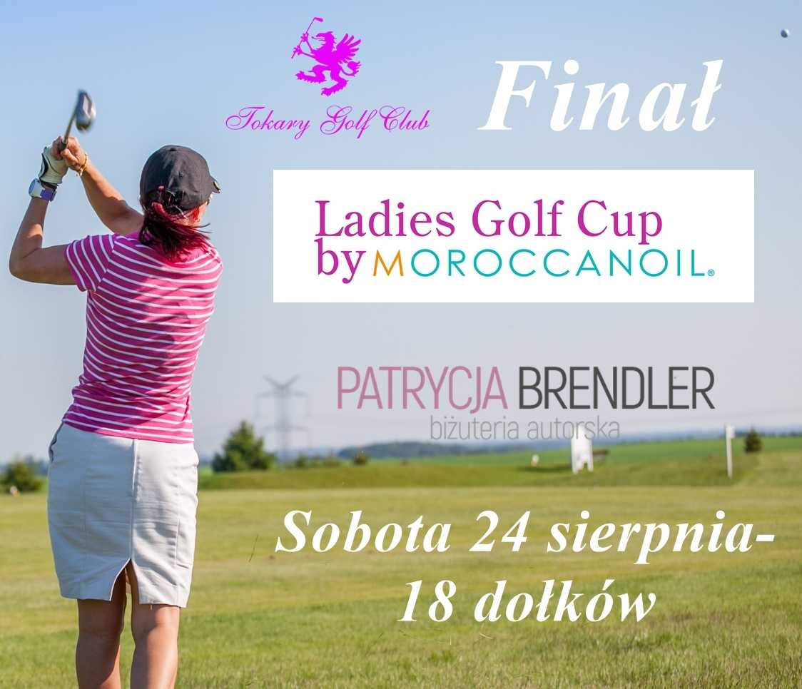 Finał Ladies Golf Cup by Moroccanoil
