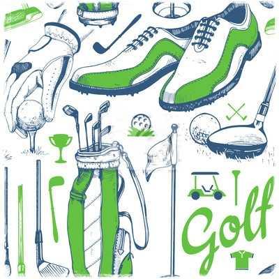 Kiermasz golfowy