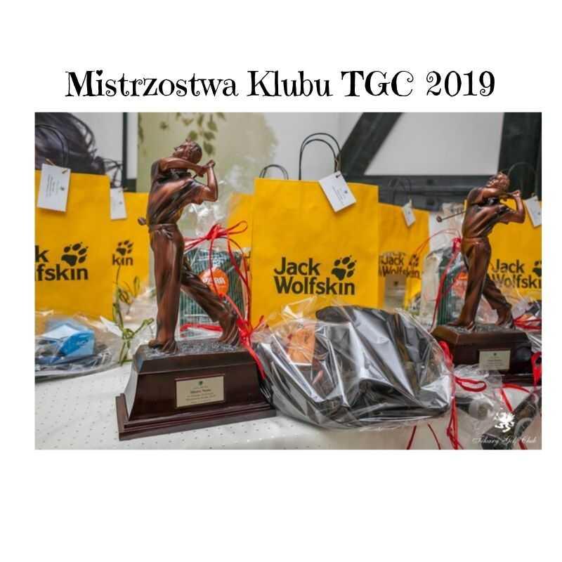 Mistrzostwa Klubu Tokary GC 2019