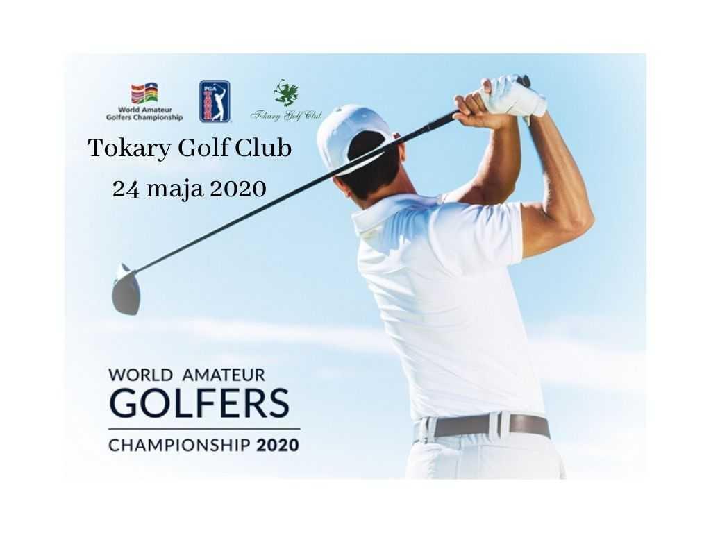 WAGC 2020 w Tokary Golf Club