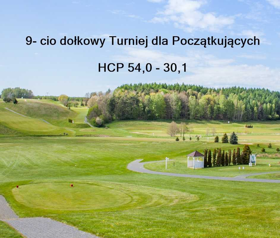 Turniej HCP 54-30