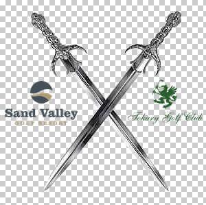 Rewanż Sand Valley GC - Tokary GC- LISTA STARTOWA