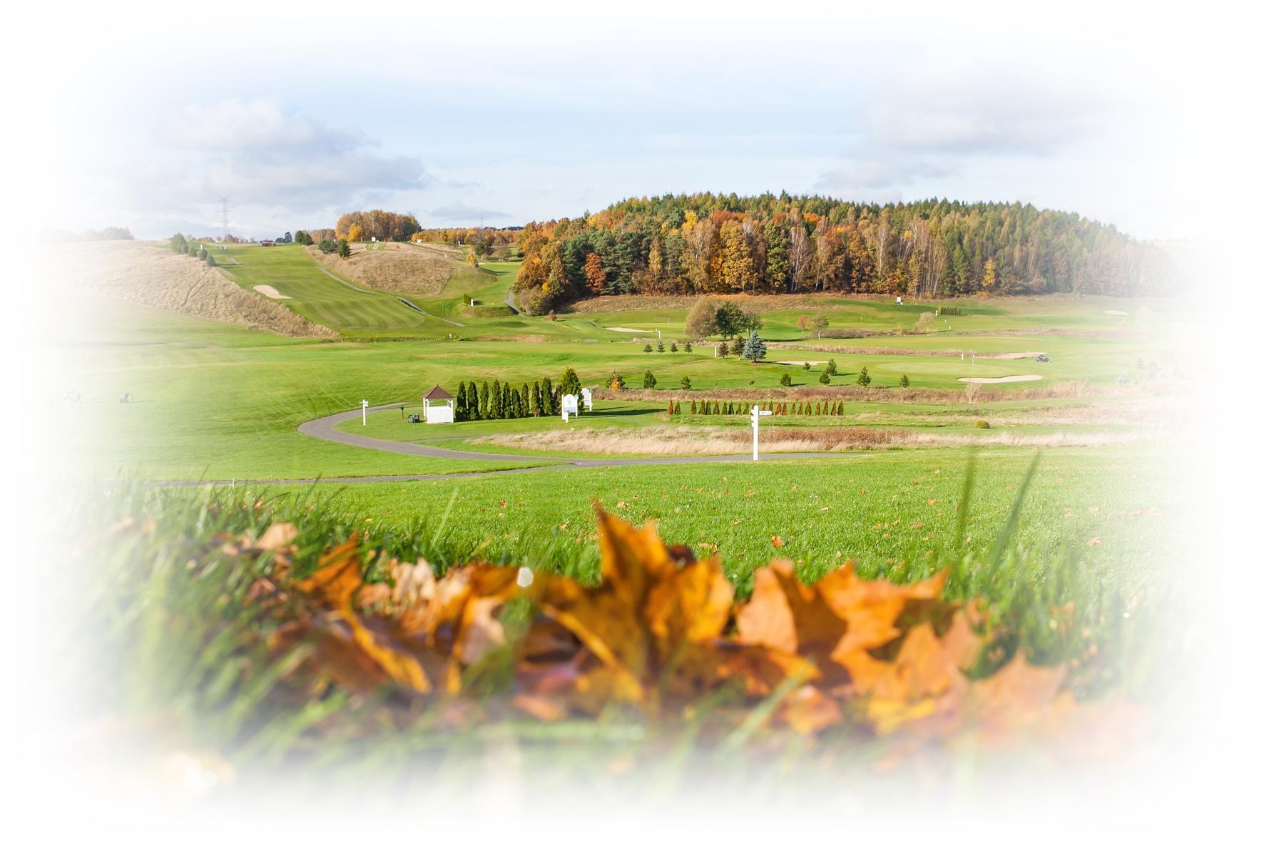 Jesienny Turniej Golfowy - ODWOŁANY