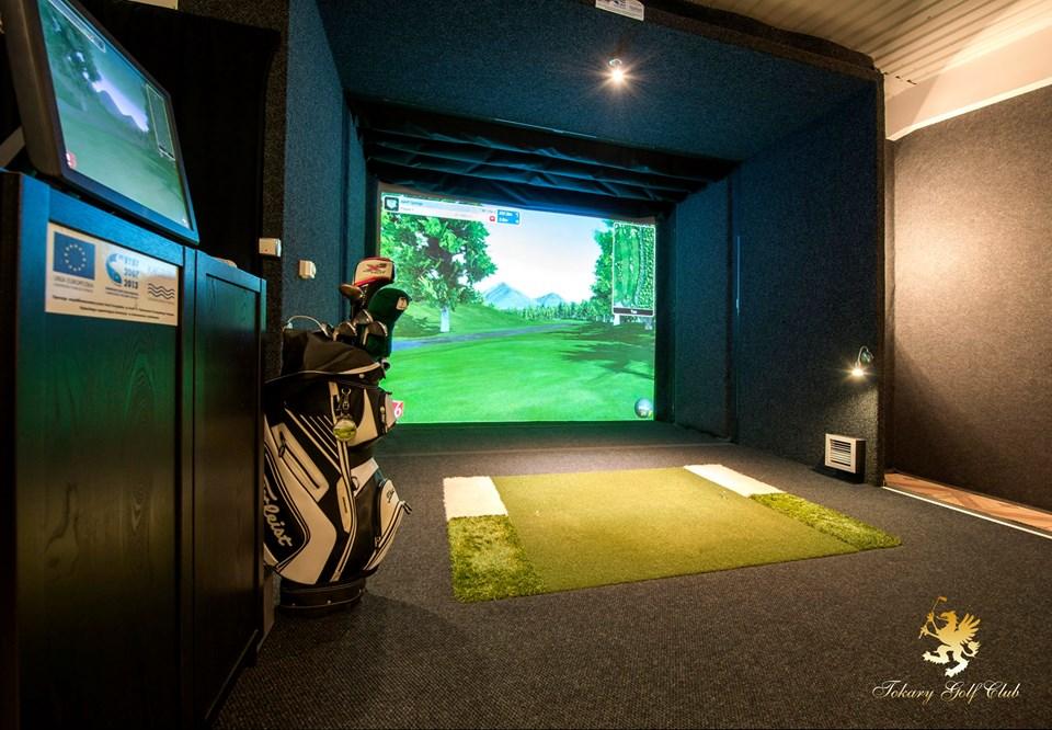 Symulatory golfowe