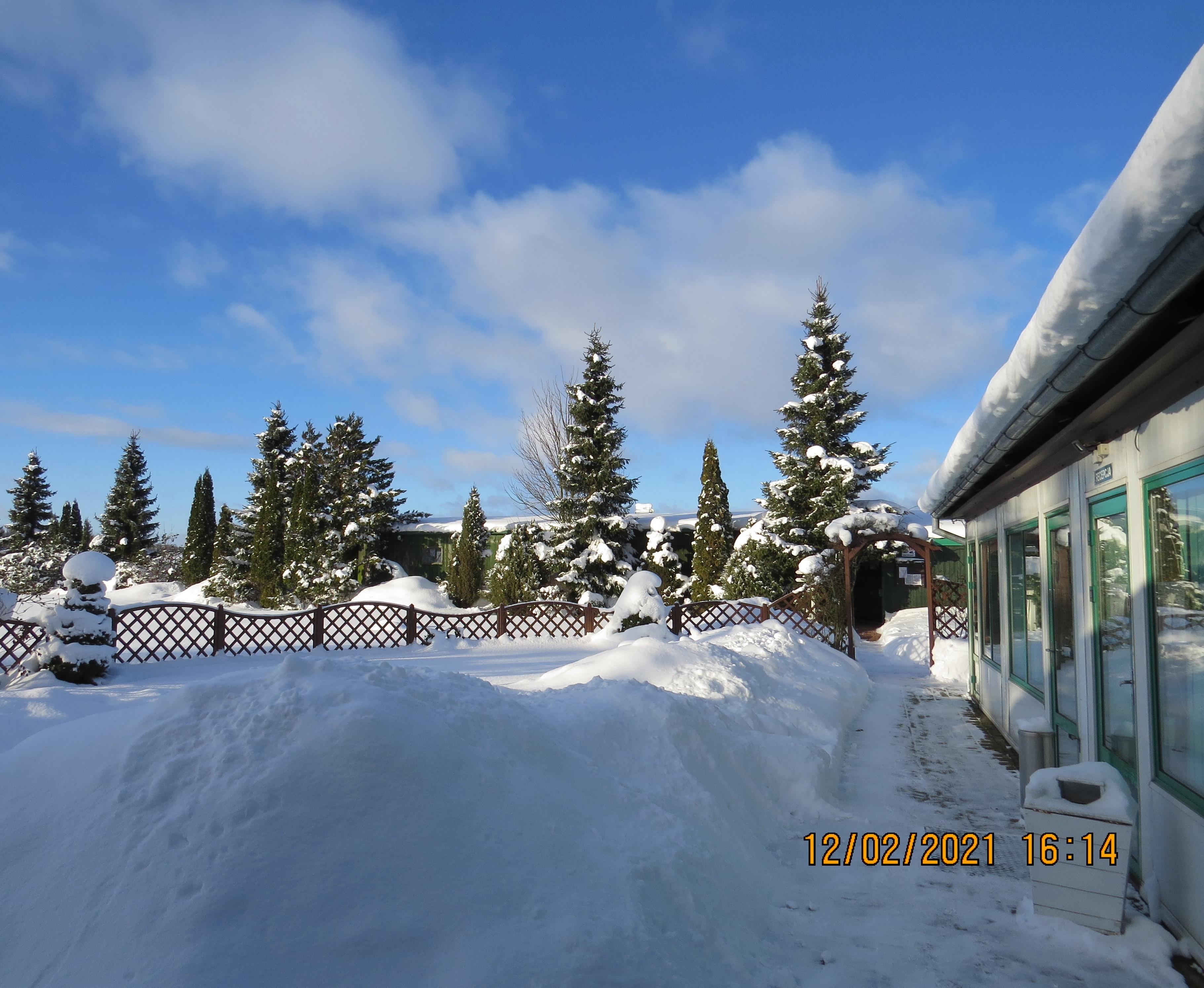 Zima w Tokarach