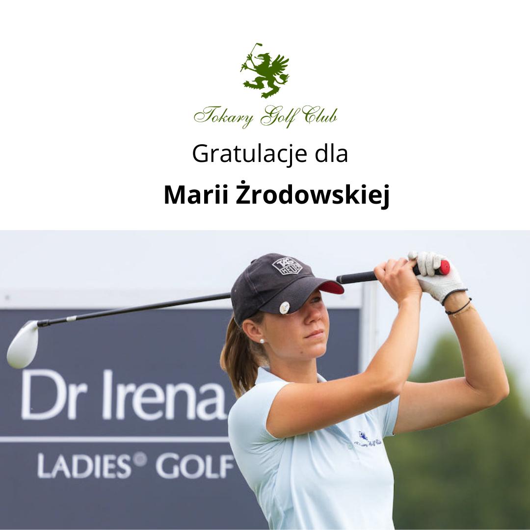 XV edycja dr IRENA ERIS LADIES' GOLF CUP Mazury Golf & Country Club