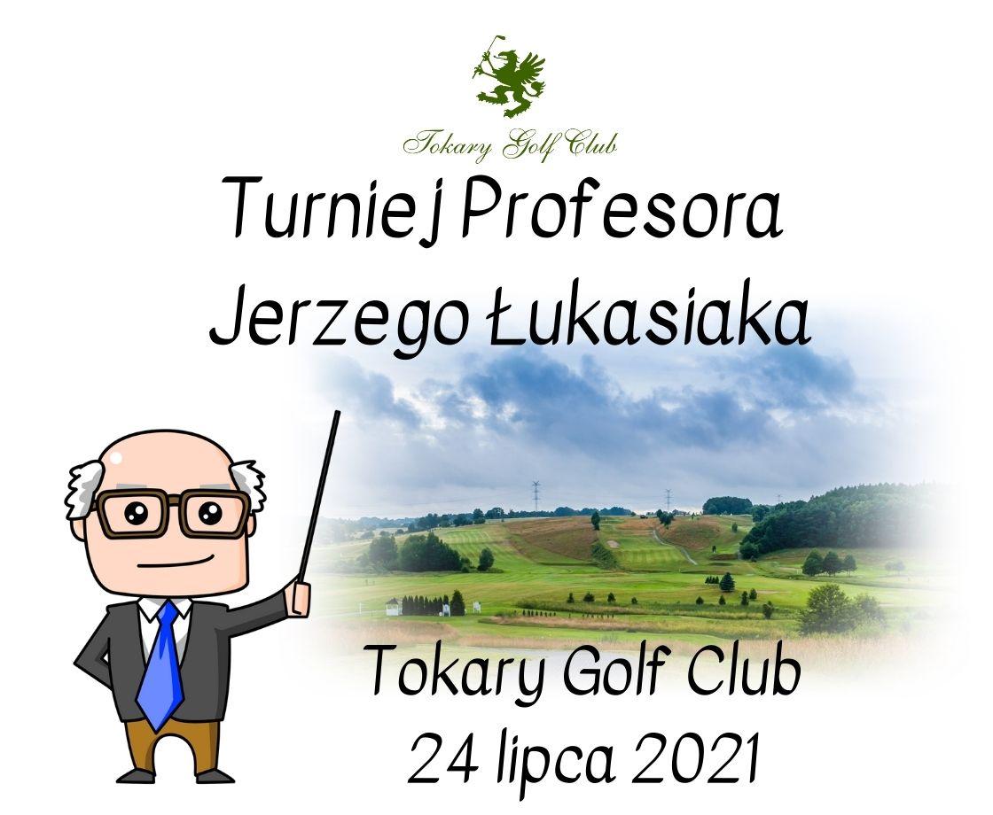 Turniej Profesora Jerzego Łukasiaka- lista startowa