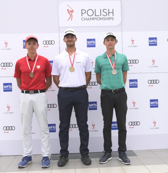 Międzynarodowe Mistrzostwa Polski Juniorów,19-25, Mid-Am w Binowie