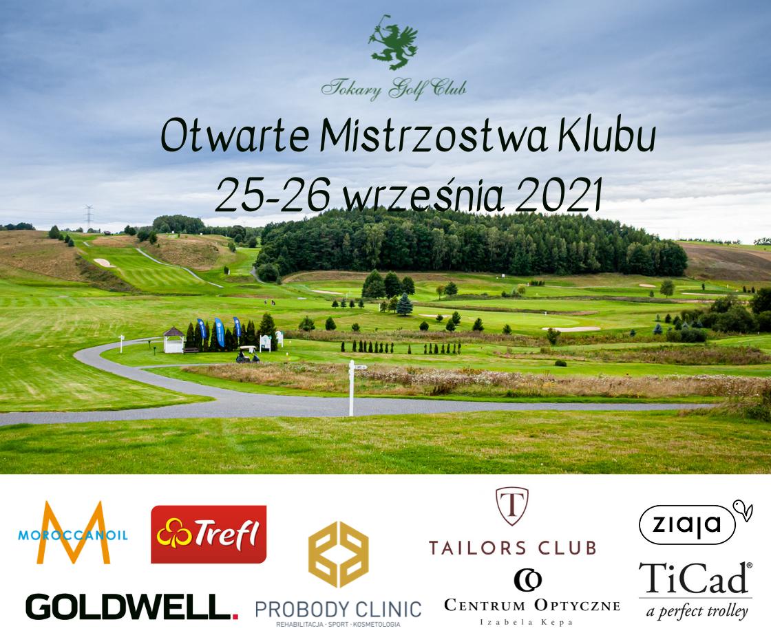 Mistrzostwa Tokary Golf Club 2021