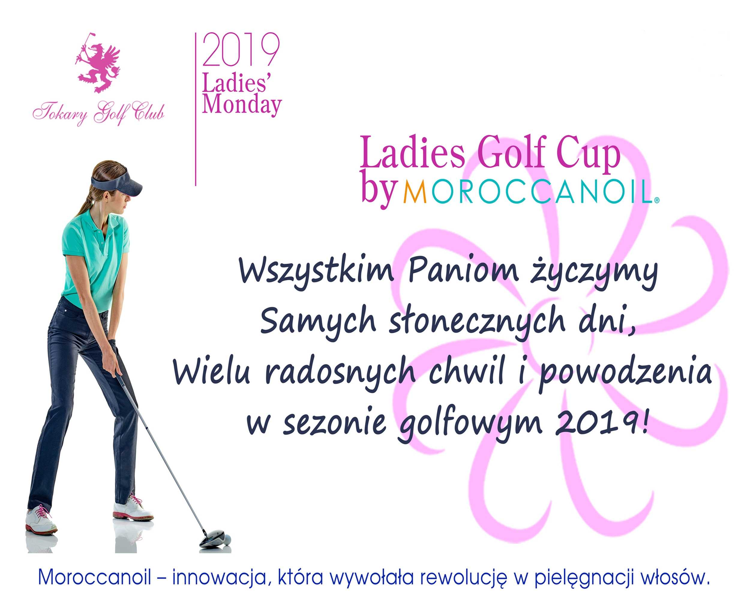 Ladies' Golf Cup by Moroccanoil
