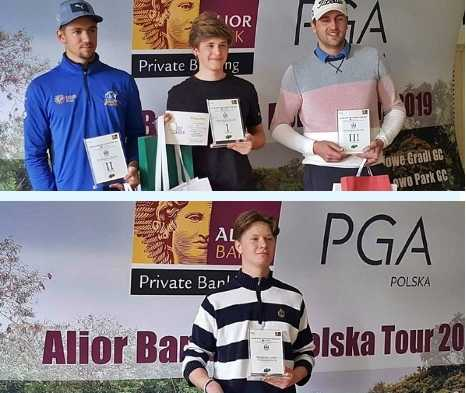 Alior Bank PGA Polska Tour - Gradi Invitational by John Deere