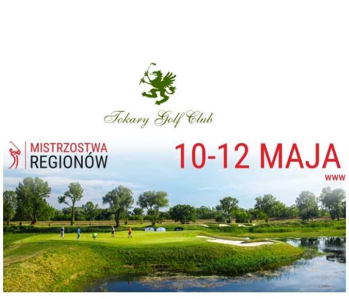 Mistrzostwa Regionów - Północ w Tokary GC